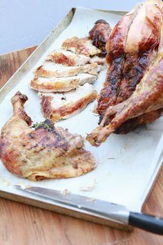 Thanksgiving Turkey by California Bakery