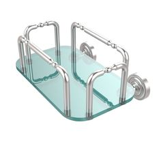 Dottingham Wall Mounted Guest Towel Stand