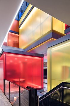 office interior design ideas office interior design professional office interior design is office interior design office interior design gyn office interior design industrial office interior design office interior design Office Interior Design, Office Interiors, Workspace Design, Office Designs, Rooftop Bar, Atrium, Terrazzo, Retail Design, Interiores Design