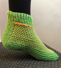 Amaizing Siberian Slippers #5 by Chicken Stitches, via Flickr