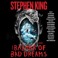 'The Bazaar of Bad Dreams' by Stephen King -- clips by entertainmentweekly   Free Listening on SoundCloud