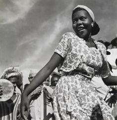 Festa de Iemanjá, Rio Vermelho, 1947