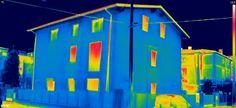 Termografia: Quanto è isolata una casa in legno ?
