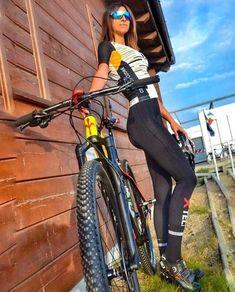 Women Who Mountain Bike Are Bad Ass