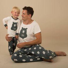 bac6917482 HOT Family Matching Clothes Christmas Family Pajamas Dad Mom and Daugh