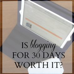 Is blogging for 30 days straight worth it? Here's what happened when I undertook this challenge. Marketing Communications, Content Marketing Strategy, Social Media Marketing, Business Stories, Business Quotes, Business Ideas, Business Storytelling, Social Media Daily, Storytelling Techniques