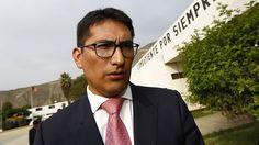 Belaunde Lossio: Joel Segura representará al Perú en pedido de refugio