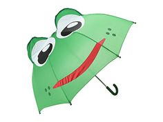 Western Chief Kids Frog Umbrella Green - Zappos.com Free Shipping BOTH Ways