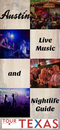 With more than 250 live music venues, Austin, Texas is justifiably known as the Live Music Capital of the World®. But this city's abundance of places to hang out can be daunting, even for those who live in the Texas Capital. Don't worry; we're here to help. Read on to learn about each of the city's hotspots and what you can expect from each. https://www.tourtexas.com/destinations/austin-live-music-nightlife-guide