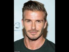 Gaya Rambut David Beckham I Model Rambut David Beckham 2014