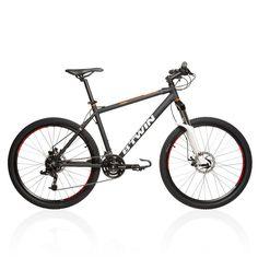 Bicicletă MTB Rockrider 500 Negru - Decathlon