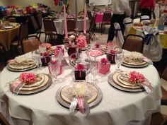 Parade of Tables 2014