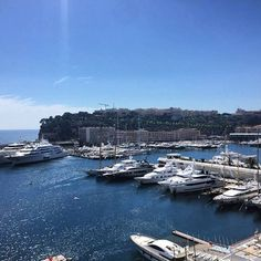 Yachts and super yachts, here we are!  #monaco #principautedemonaco #montecarlo #monmonaco #porthercule #frenchriviera #cotedazur #sea #yacht #boat #yachting #yachts #yachtclub #yachtclubdemonaco #luxury #lifestyle #luxurylife #luxuryliving #luxurytravel #glam #glamour #fun #style #swag #rich #famous #stylish #luxe #millionaire #picoftheday