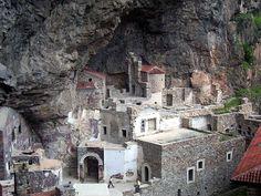 Sumela  Monastery / Trabzon- Turkey