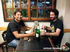 La noche del Miércoles disfrutando Lo de Carlitos Castelar / Ituzaingo! Gracias amigos por venir