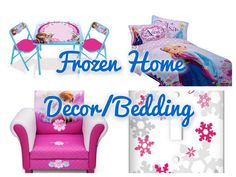 Addicted To Disney Frozen Boutique - Home Decor/Bedding