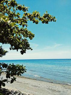 Amed beach in karangasem,Bali