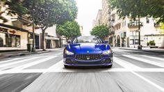 The perfect balance of performance and elegance.. That's Ghibli!  Maserati #Kessel