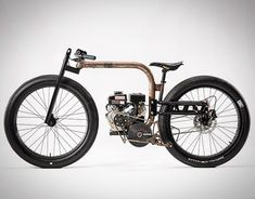 Not your average #Moped. Design by #JoeyRuiter whose new snow cycle kicks booty! Digging through his back catalogue now... @joeyruiter by thevintagent
