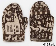 Church mittens