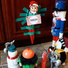 Printable Elf Kit by printyourparty on Etsy