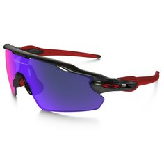 3d3683e373 Oakley Men s Radar Ev Path Non-Polarized Iridium Rectangular Sunglasses
