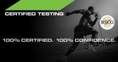 Certified Testing