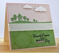 CC365 Beautiful Wishes by artystamper - Cards and Paper Crafts at Splitcoaststampers