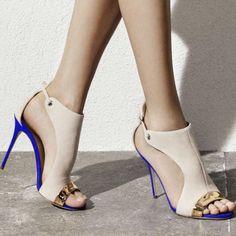Amazing Caitie Heels