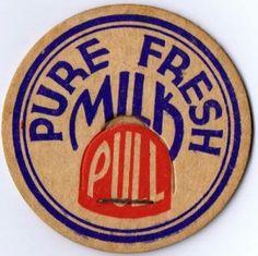 fresh milk bottle cap - KnickofTime.net