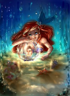 The Little Mermaid.