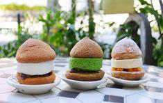 キュートな姿にふわふわ食感。古都・奈良の「空気ケーキ。」|ことりっぷ