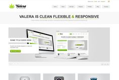 Valera - WordPress theme