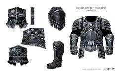 Dwarven Armor | The Hobbit