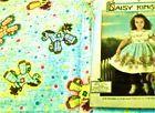 Daisy Kingdom Chambray Ponies Doll Dress Kit - #dress, Chambray, Daisy, doll, KINGDOM, Ponies