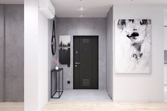 Loft Open Space has been created for a young girl who likes traveling and drawing. Loft, Architecture Design, Locker Storage, Furniture Design, Interior Design, Mirror, Space, Behance, Home Decor