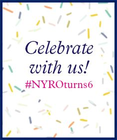 NYR Organic turns 6 in the U.S! Come celebrate with us and get a free gift with purchase this month!