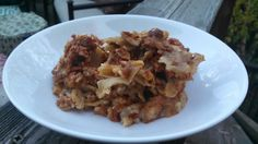 Gluten Free Crock Pot Pasta - you'll not even know the gluten is missing. Yum!
