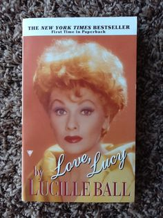 Love, Lucy by Lucille Ball- very good read! Can't recommend enough!
