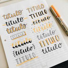 Cute bullet journal doodles by ig Bullet Journal School, Bullet Journal Titles, Journal Fonts, Bullet Journal Aesthetic, Bullet Journal Inspiration, Journal Ideas, Bullet Journals, Bullet Journal Writing Styles, Bullet Journal Goals