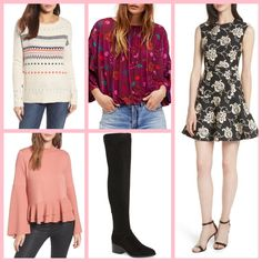 Lovely Bees: Tuesday Favourites CW1/2018 #fashion #inspiration #sale #ootd #nordstrom #travel #health