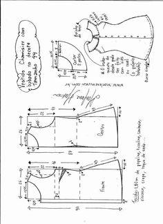 """Pensé que me gustaría compartir aquí, ya que pueden ser útiles para sus proyectos de costura a pesar de que todavía tenía que hacer una """"skimming"""", porque en realidad no era posible co…"""