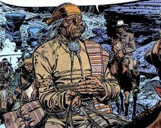 COCHISE. En Bande dessinée, Cochise a un rôle récurrent dans la série Blueberry de Jean-Michel Charlier et Jean Giraud. Les cinq premiers albums: Fort Navajo, Tonnerre à l'Ouest, L'aigle solitaire, Le cavalier perdu, La piste des Navajos. Puis plus tard: Nez cassé, La longue marche, La tribu fantôme. Wikipédia
