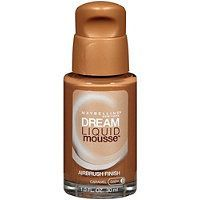 Maybelline New York Dream Liquid Mousse Foundation, Caramel Dark 1 Fluid Ounce Airbrush, Maybelline Dream Liquid Mousse, Mousse Makeup, Caramel, Liquid Foundation, Beauty Hacks, Beauty 101, Makeup Inspiration, Bath And Body