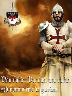 Crusader Knight, Templer, Knights Templar, 12th Century, Advent, Warriors, Catholic, Christ, Spiritual