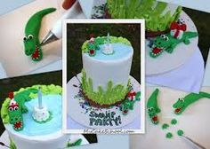 Image result for crocodile themed birthday party