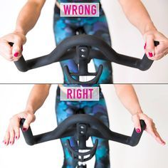 Position is everything! Get the most from your cycle class with these basic setup tips... Not to mention a killer instructor! :)