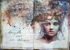 New art sketchbook inspiration moleskine ideas Artist Journal, Artist Sketchbook, Art Journal Pages, Art Journals, Moleskine Sketchbook, Visual Journals, A Level Art, Sketchbook Inspiration, Sketchbook Ideas
