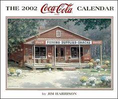 Pepsi, Coca Cola, Jim Harrison, Vintage Coke, Fishing Supplies, House Styles, Calendar, Outdoor Decor, Appreciation