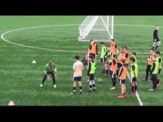 Liverpool Defending Drill. - YouTube